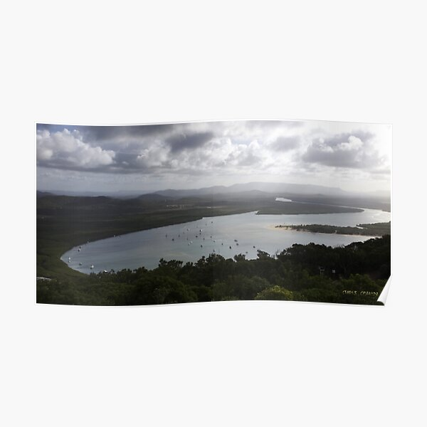 Endeavour River, Cooktown FNQ Poster