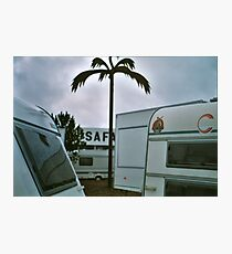 Safari Caravan 2 - Denmark Photographic Print