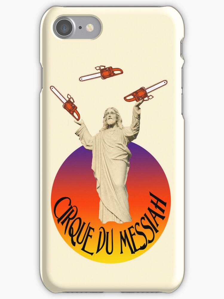 Cirque Du Messiah by Kezzarama