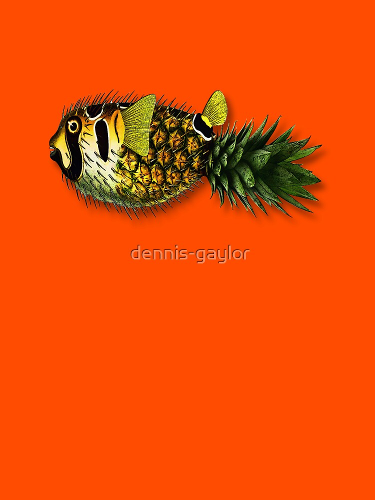 pineapple puffer phish [pppfff!!!] by dennis-gaylor