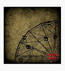 Wonder Wheel Photographic Print