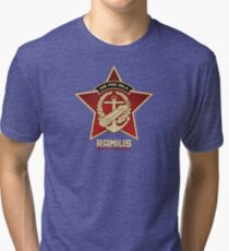 One Ping Only Tri-blend T-Shirt