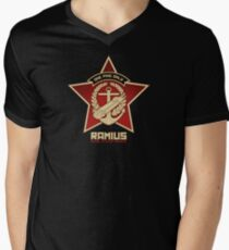 One Ping Only Men's V-Neck T-Shirt