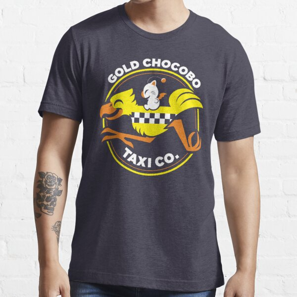 Gold Chocobo Taxi Co Essential T-Shirt
