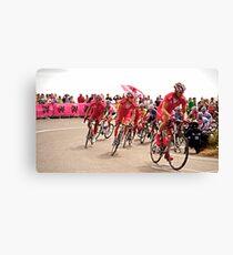 Drapac Pro Cycling Canvas Print
