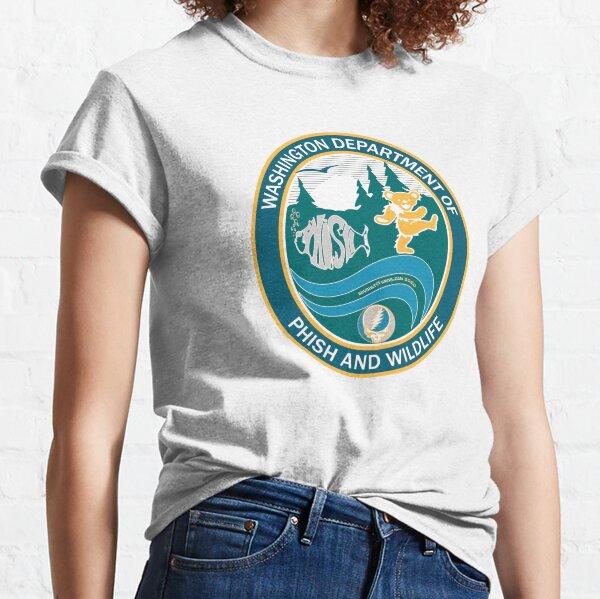 Washington Department of Fish and Wildlife Deadheads Unite! Classic T-Shirt