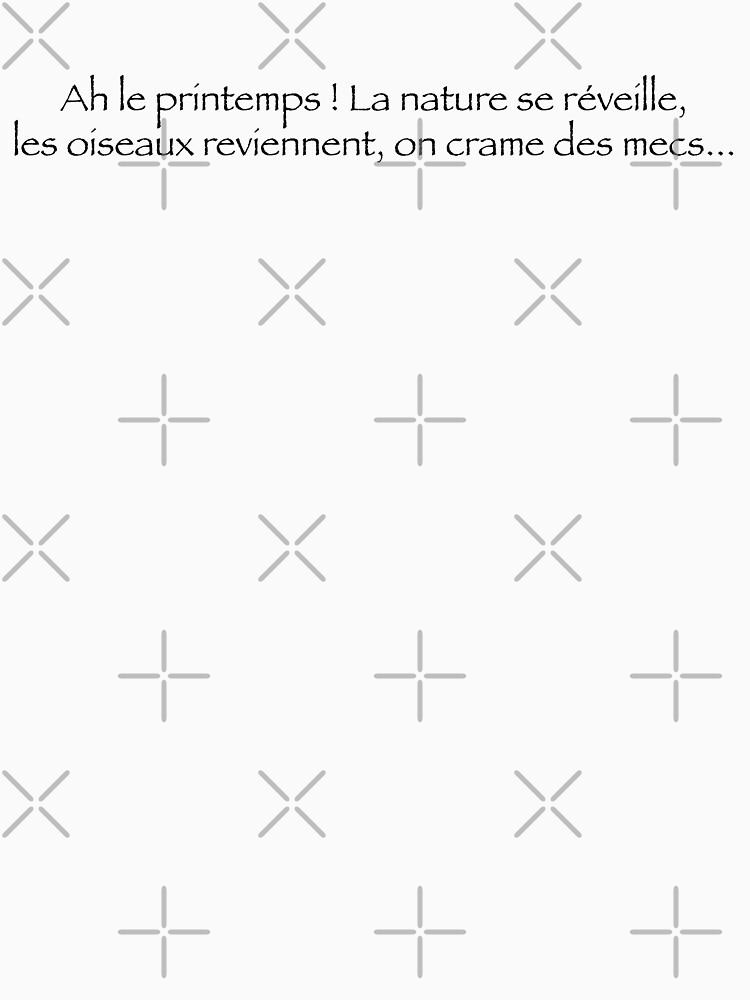 «Ah le Printemps !» par Timena