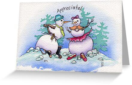 Appreciate! by Lori Lukasewich