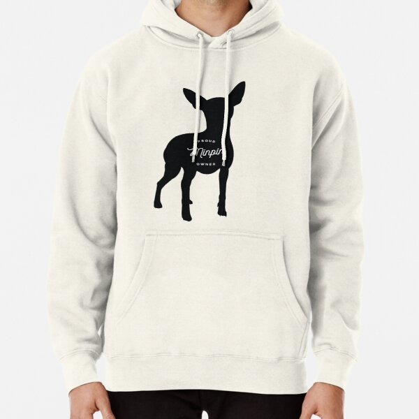 Proud owner of a Miniature Pinscher Pullover Hoodie