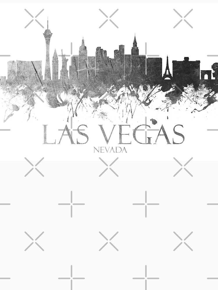 Las Vegas Nevada Skyline - 18 by Prar-Kulasekara