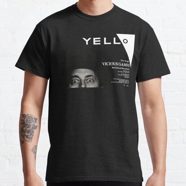 YELLO - VICIOUS GAMES Classic T-Shirt