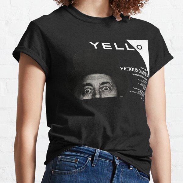 YELLO - SIEGREICHE SPIELE Classic T-Shirt