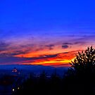 Capital Sunset von William Carney