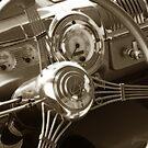 Classic Car 207 by Joanne Mariol