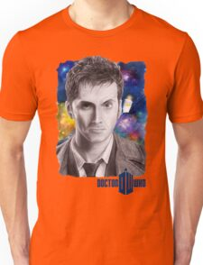 Doctor Who No.10 - David Tennant 2 Unisex T-Shirt