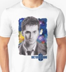 Doctor Who No.10 - David Tennant 2 T-Shirt