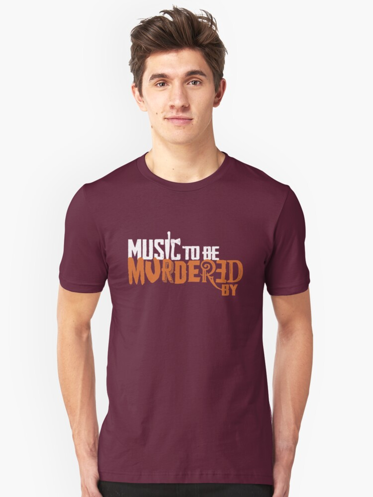 Music to Be Murdered By Eminem T-Shirt
