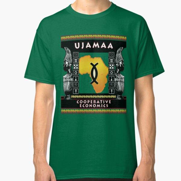 Nguzo Saba UJAMAA Classic T-Shirt
