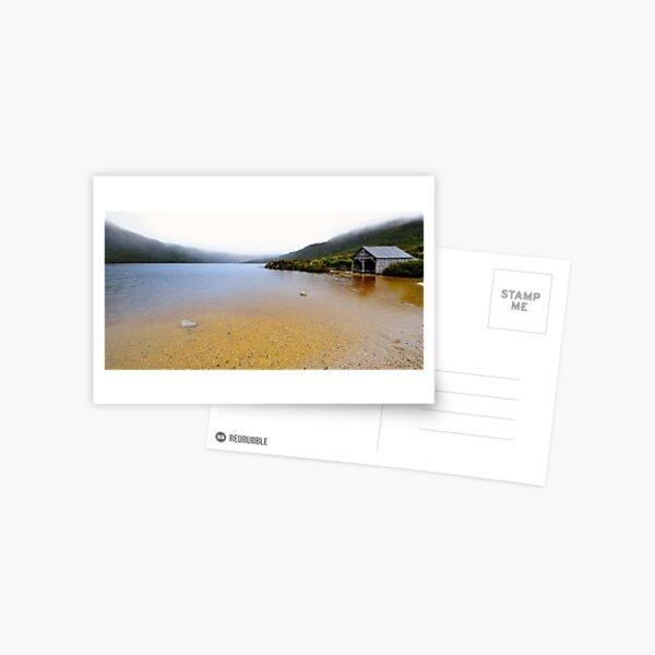 The Boatshed Postcard