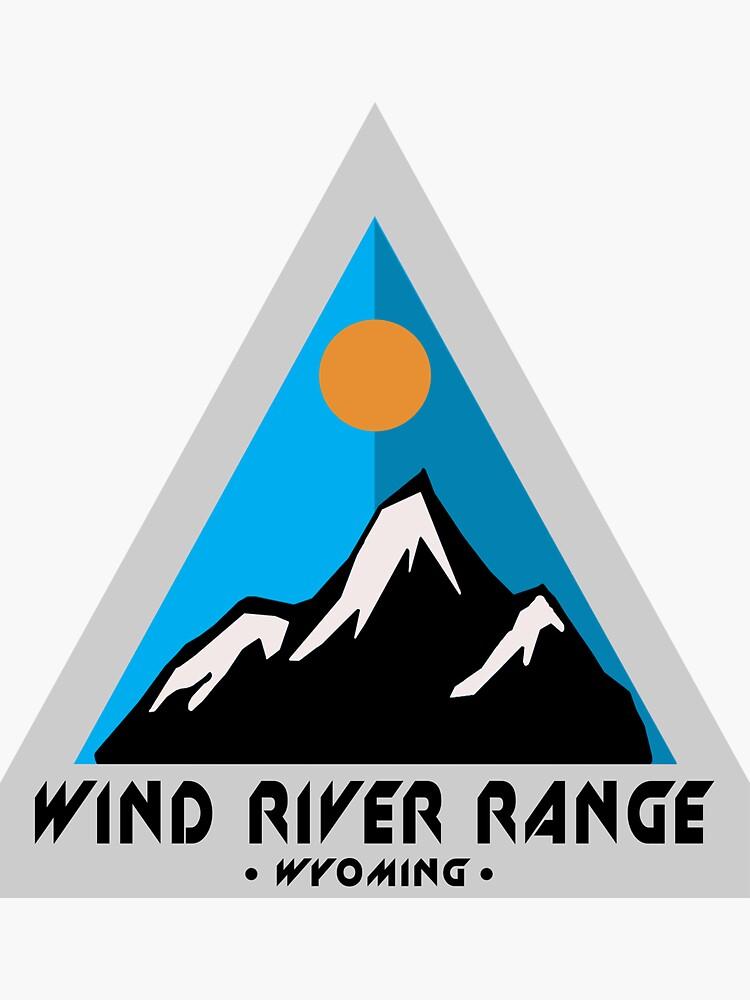 Wind River Range by kayleencarson