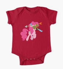 Pinkie Pie haters gonna hate One Piece - Short Sleeve