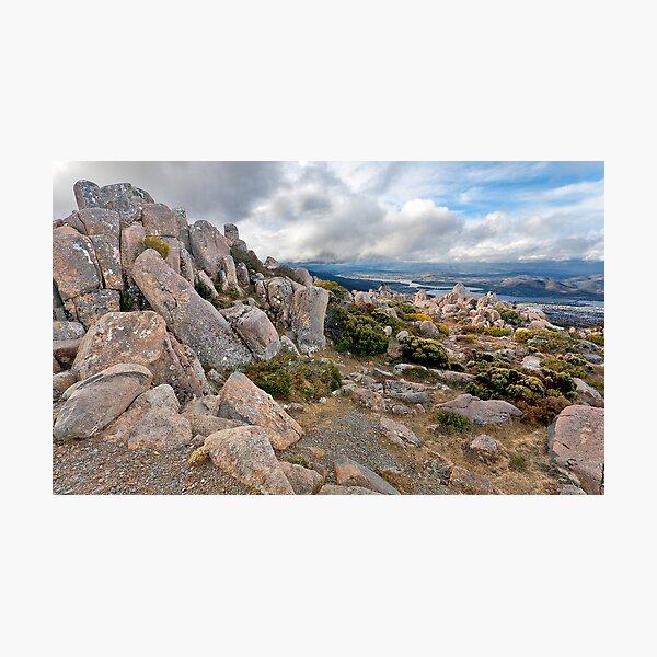 Mount Wellington  Photographic Print