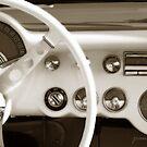 Classic Car 210 by Joanne Mariol