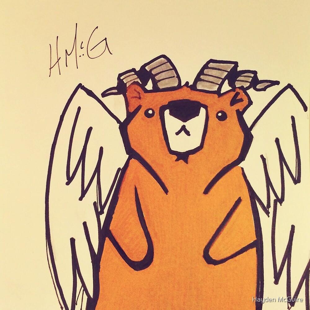 Regal Bear by Hayden McGuire
