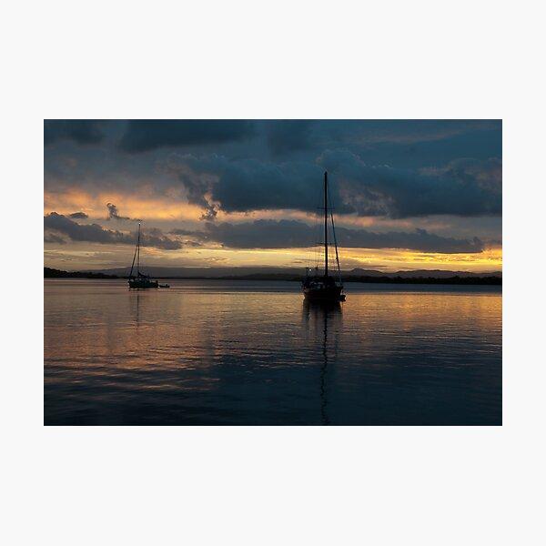 Stradbroke  Island Photographic Print