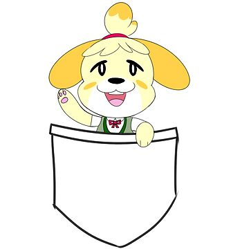 Pocket Isabelle by FrenzyFox