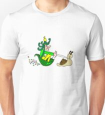 Racing Snail Faerie T-Shirt