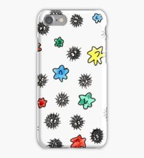 Star Candy & Soot Sprites iPhone Case/Skin