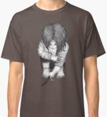 Alone... B/W Classic T-Shirt