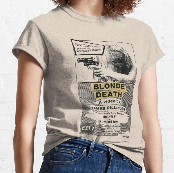 Blonde Death screening flyer Classic T-Shirt