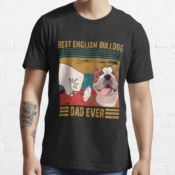 English Bulldog Tee Dog Shirt Pirate Dog Unisex Shirt Dog Owner Dog Lover English Bulldog Shirt Sweatshirts Pirate English Bulldog