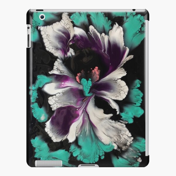 White Orchid  iPad Snap Case