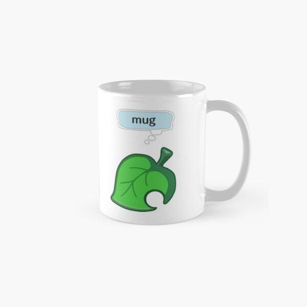 """Animal Crossing Mug -- """"Lost Item"""" Classic Mug"""