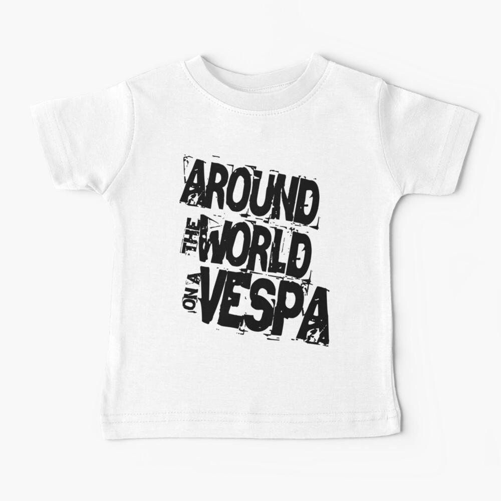 RTW on Vespa Baby T-Shirt
