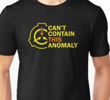 Contain This Unisex T-Shirt