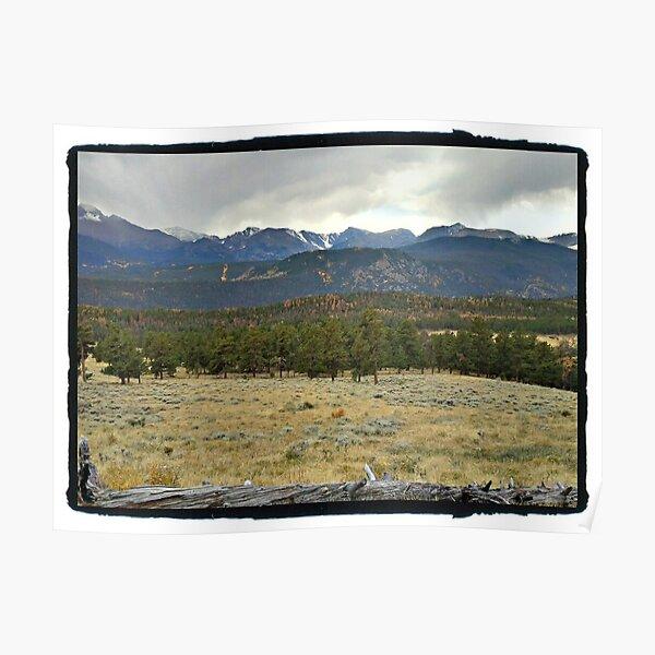 Rocky Mountain Park Poster
