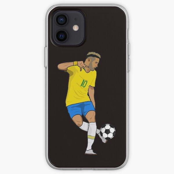 Neymar Dark iPhone Soft Case