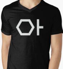 Tron ISO Men's V-Neck T-Shirt