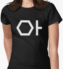 Tron ISO Women's Fitted T-Shirt