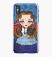 Dorothy iPhone Case