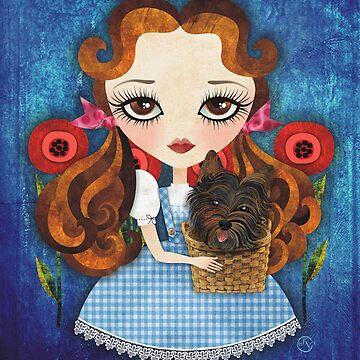 Dorothy by sandygrafik