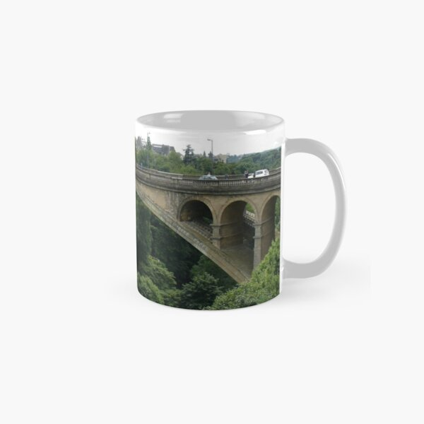 Luxembourg - Adolphe Bridge Classic Mug