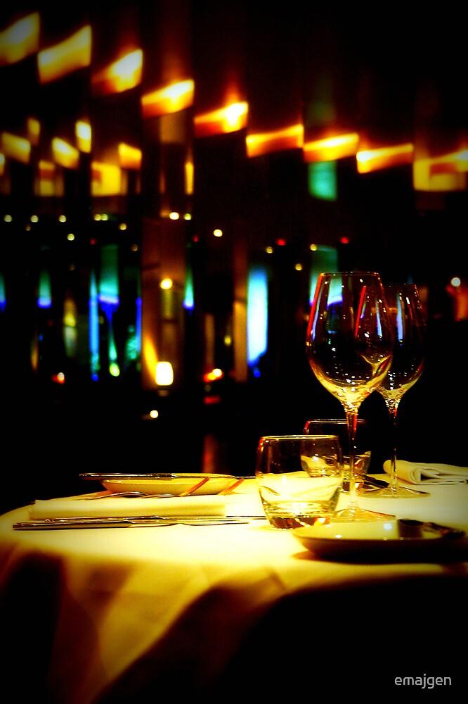 Dinner @ Metro by emajgen