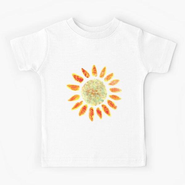 Painted Sun Kids T-Shirt