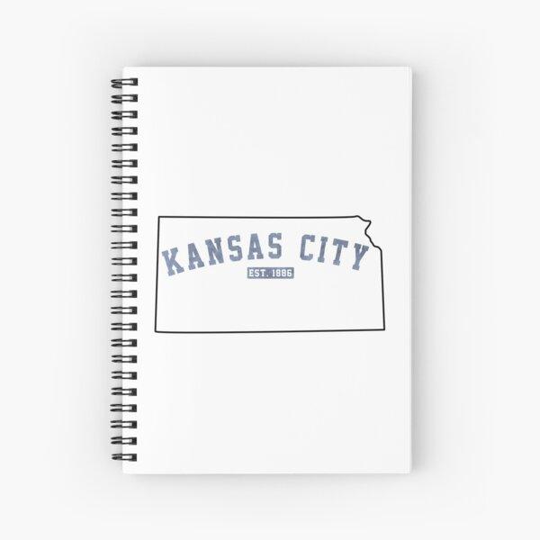 Kansas City, Kansas Spiral Notebook