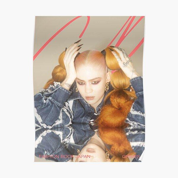 Grimes Miss_Anthropocene Delete Forever Poster